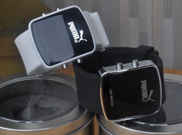 خرید ساعت ال ای دی پوما