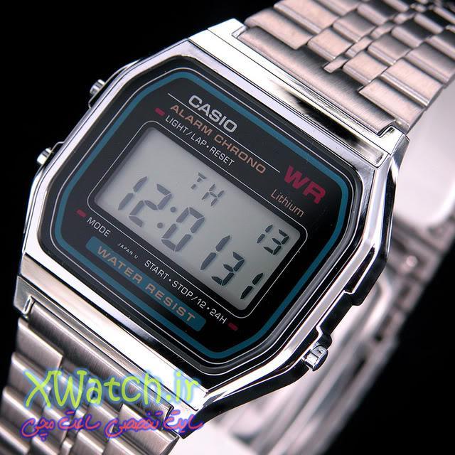 خرید ساعت مچی مردانه کاسیو