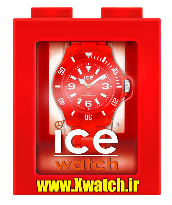 خرید ساعت ICE WATCH قرمز