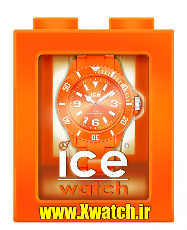 ساعت ICE Watch نارنجی