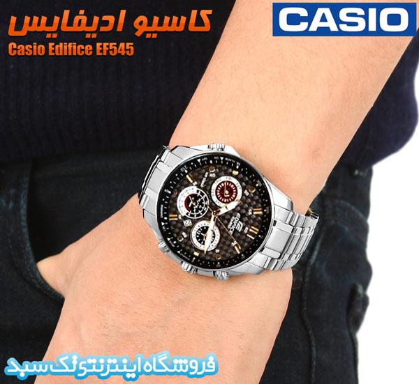 ساعت مردانه کاسیو