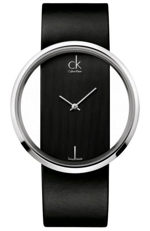 ساعت مچی ck مشکی